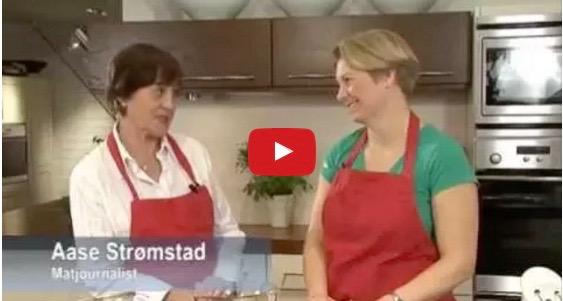 Slik lager du krumkaker (video)